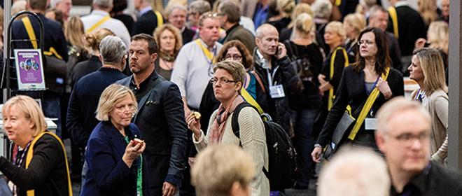 10 000 besökare på Europas största mötesplats för offentlig sektor