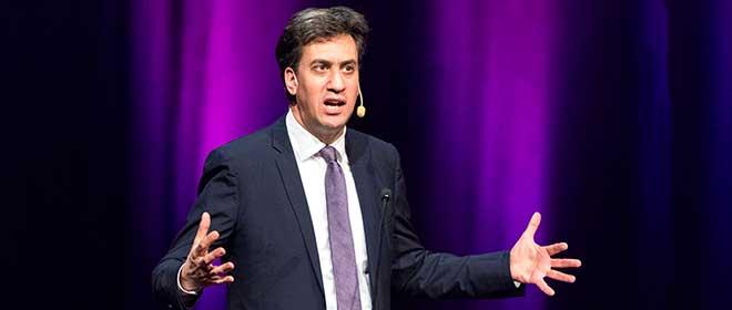 Ed Miliband: Brexit handlar i första hand inte om EU